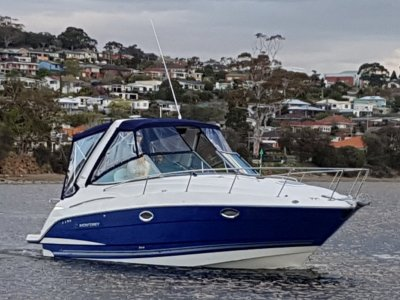 Monterey 290 Cruiser. Price reduced. Vendors keen to sell!