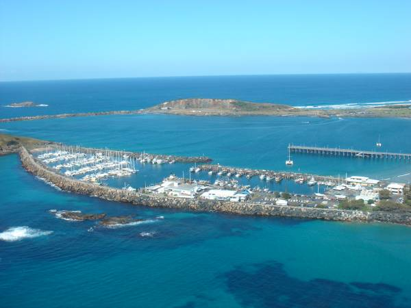 Coffs Harbour International Marina Berths for Rent
