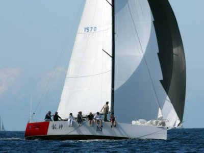 Sayer 12m Racing Yacht