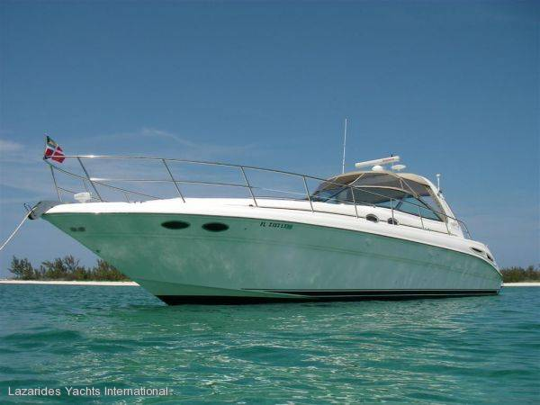 Sea Ray 41 sundancer