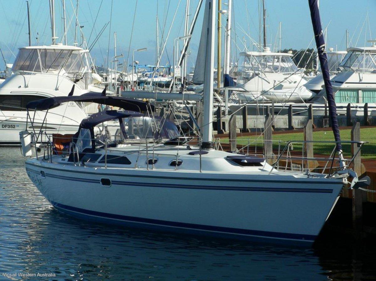 Catalina 36 MK II (SOLD)