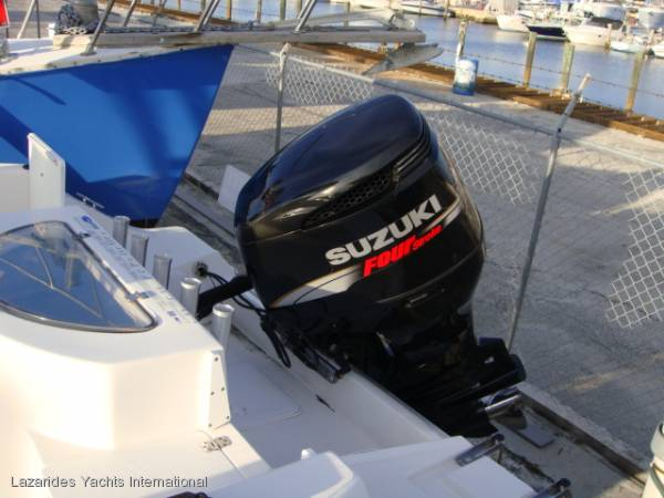 Sea fox 26 CC