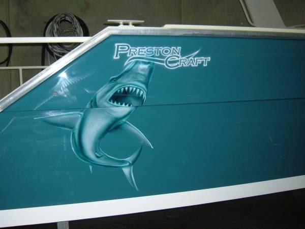 Preston Craft 870 Thunderbolt
