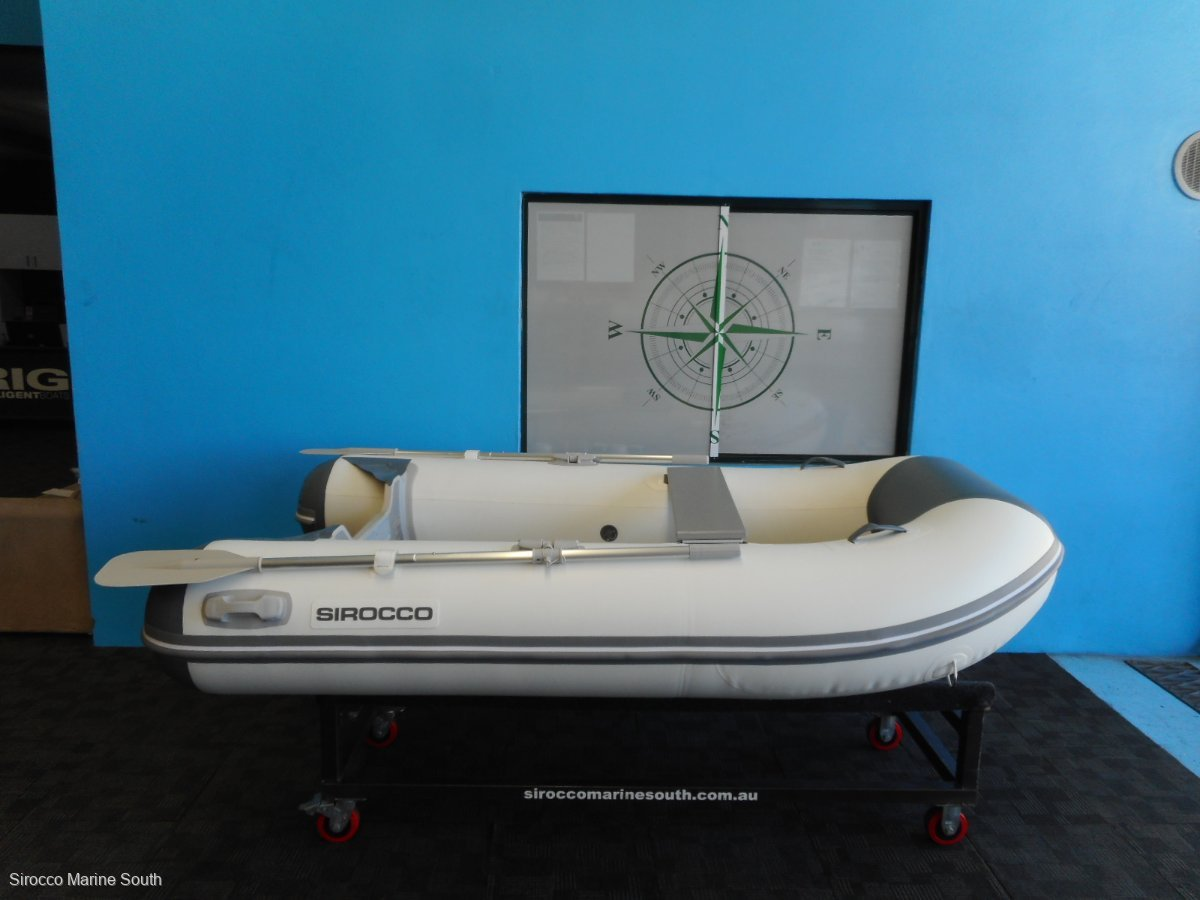 Sirocco Air Hull 260