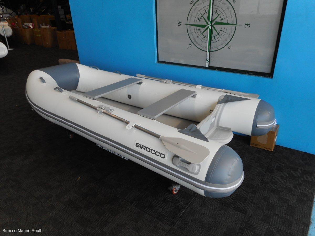 Sirocco Air Hull 310