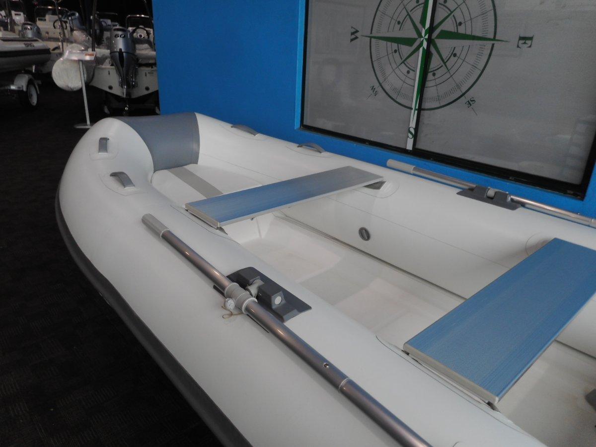 Sirocco Rib-FG 310 Hypalon tubes