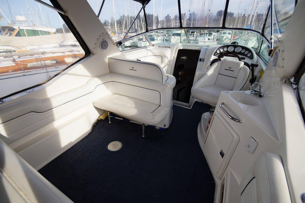 "Mustang 2600 Sports cruiser ""C'est Bon"""