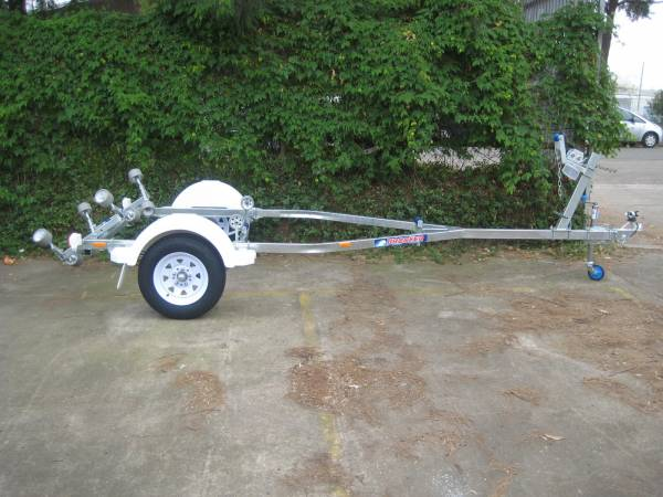 NEW BROOKER TRAILER 15' MULTI ROLL
