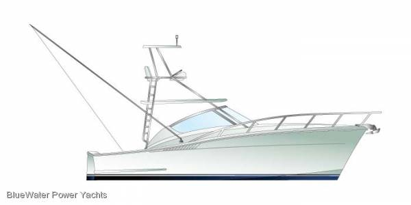 Luhrs 34 Open Tower
