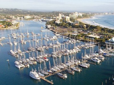 10m Marina Berths for sale at Mooloolaba Marina From $44,000