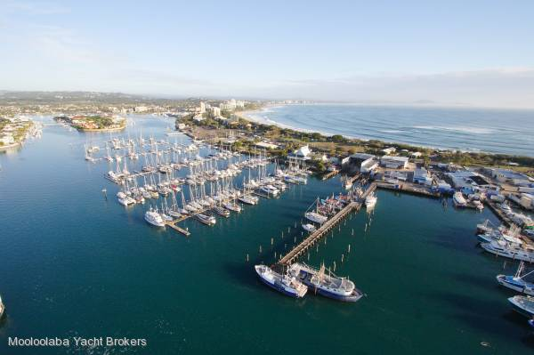 15m Marina Berths for sale at Mooloolaba Marina
