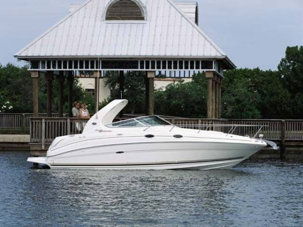 Sea Ray Sundancer 275 2008 model
