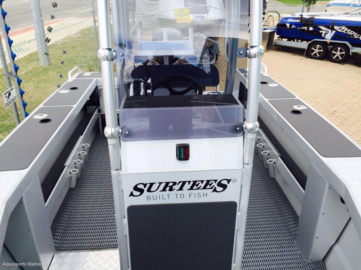 Surtees 5.8 Centre Console