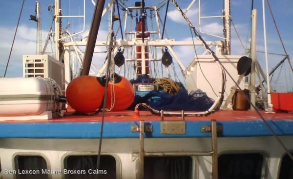 Steel Trawler