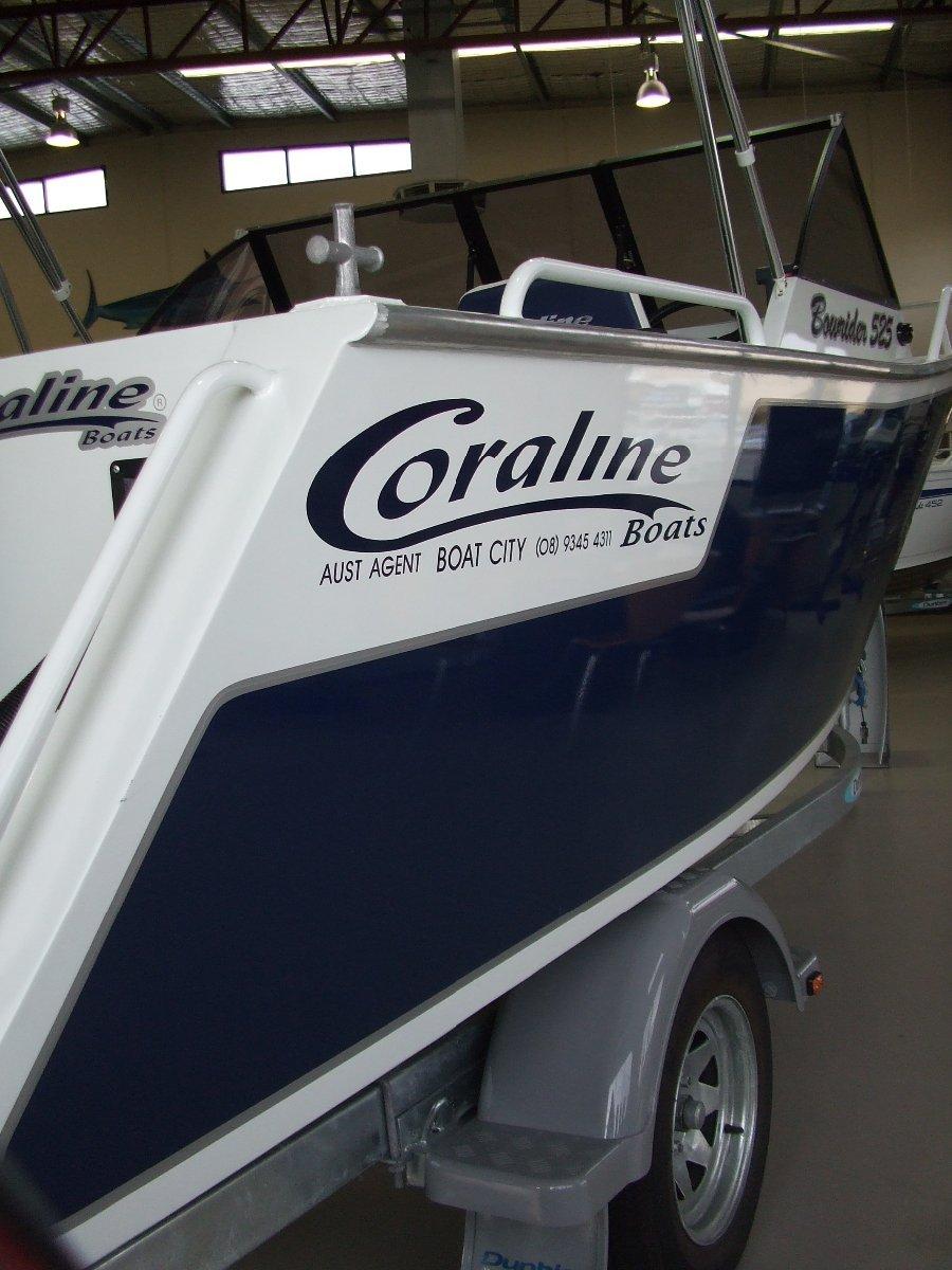 "Coraline ""SERIES II"" 525 BOWRIDER"