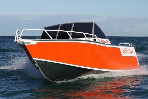 New Coraline SERIES II 525 BOWRIDER