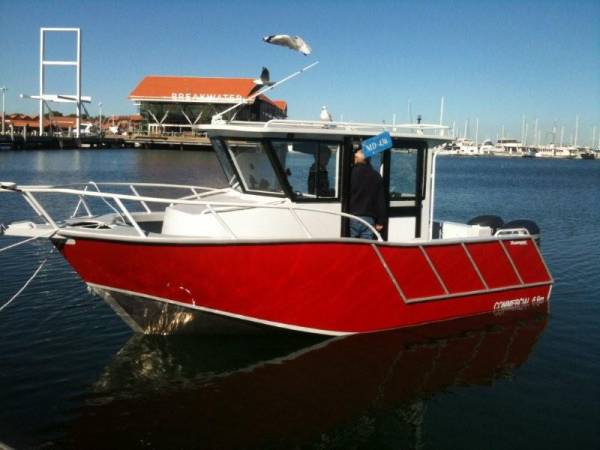 Razerline 6.9 m Hydrographic survey vessel