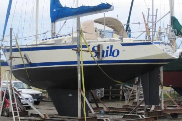 """Van De Stadt Sloop """"Shilo"""""""