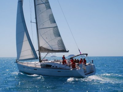 Beneteau Oceanis 50 - Sirocco Blue- Click for more info...