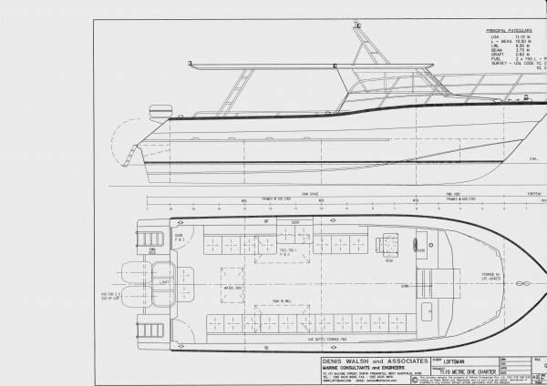 Razerline 11 m dive 2 c survey