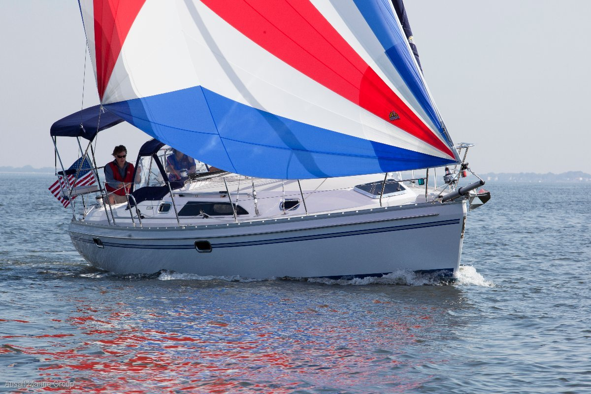 New Catalina 355