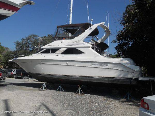 Sea ray 44 EB