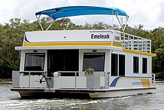 Homecruiser Houseboat 40