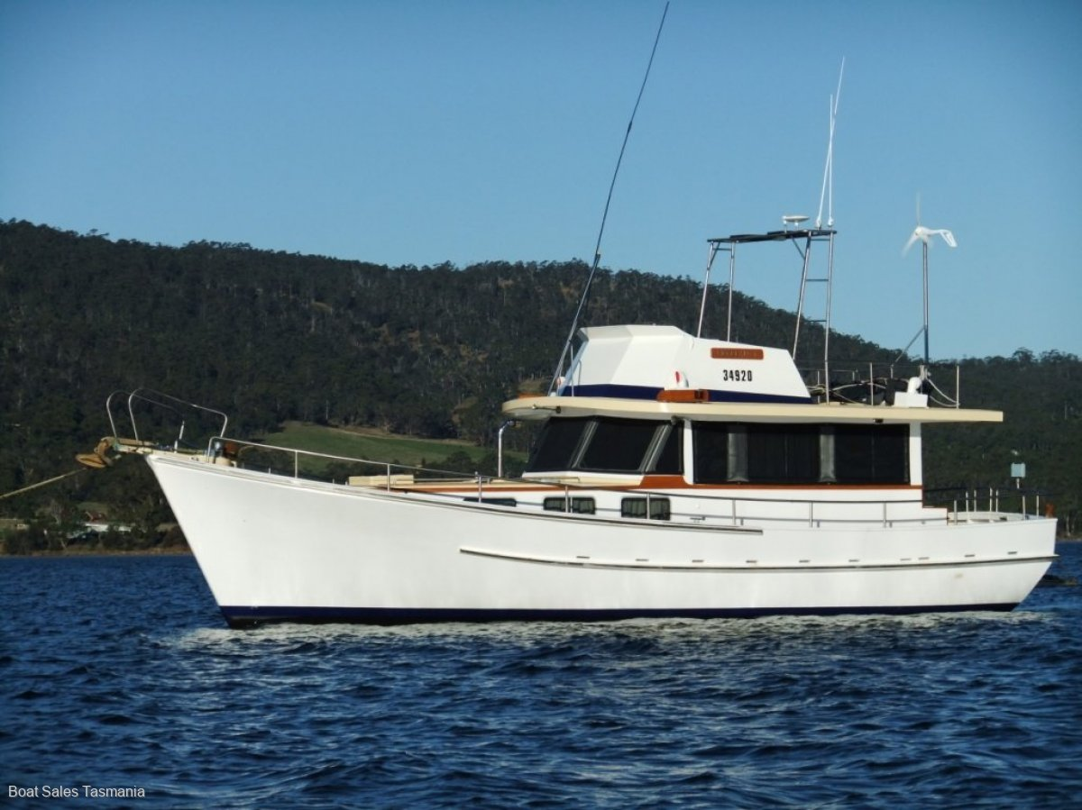 Mackcraft 45 'Freelance'