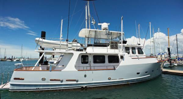 Custom 55' Long Range Cruiser