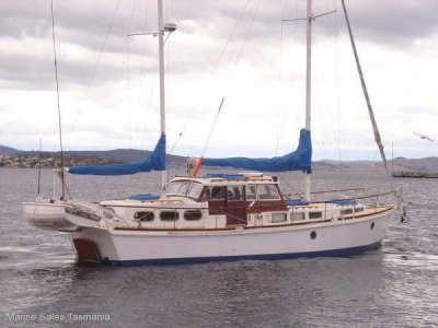 Boro Pilothouse Ketch
