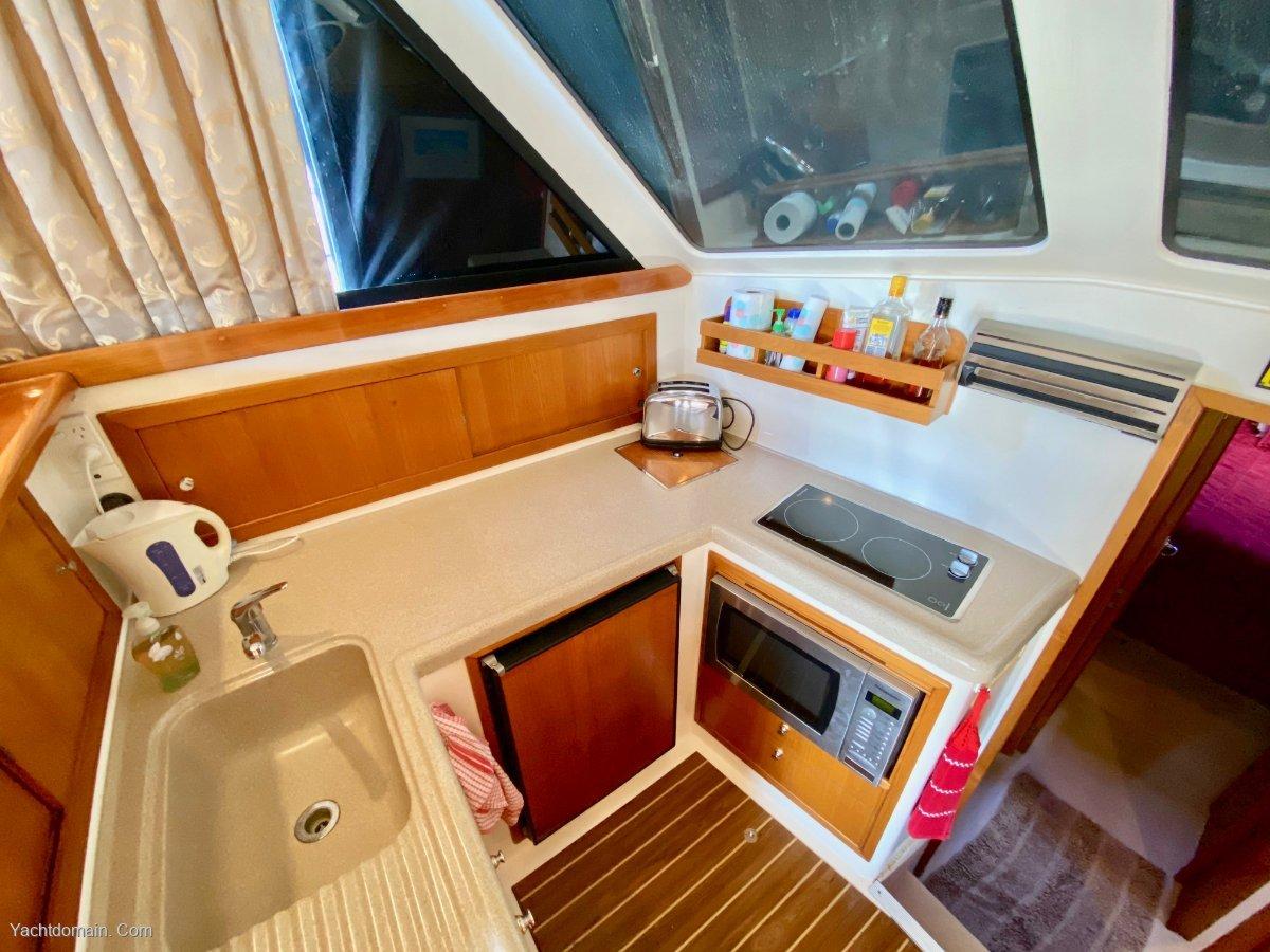 Riviera 40 Aft Cabin