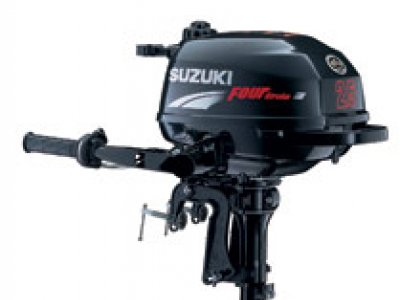 Suzuki- The Worlds Best 4 Stroke
