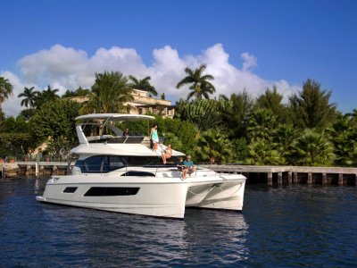 SHARE the boating lifestyle with the Aquila 44 Catamaran at Yachtshare