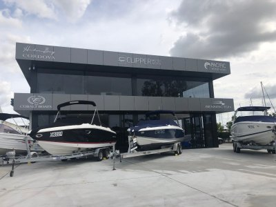 Three Luxury boat brands unite at The Boat Works