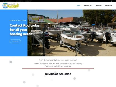 Boating Websites launches NEW website for Joondalup Boatshack!