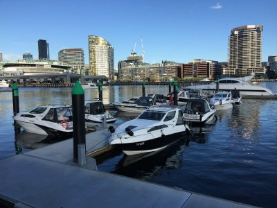 Melbourne City Marina National Whittley Regatta 27 February - 1 March 2020