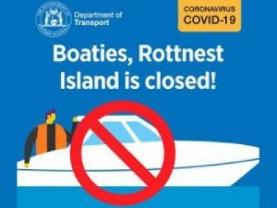 BOATIES: Rottnest Island is closed