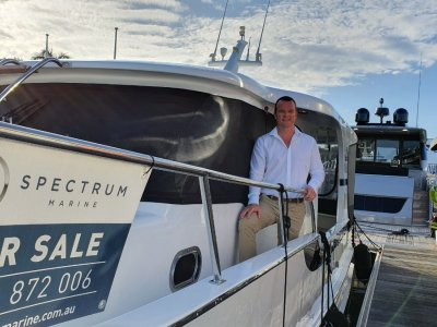 Expansion continues for Whitehaven and Integrity Motor Yachts with Spectrum Marine