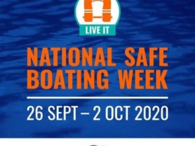 National Boating Week 26 Sep -2 Oct 2020