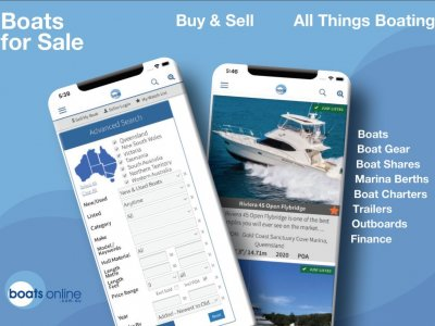 The New Boatsonline App is here!