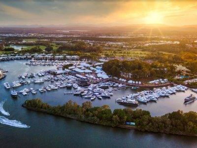 2021 SANCTUARY COVE INTERNATIONAL BOAT SHOW LAUNCHES - 20-23 May