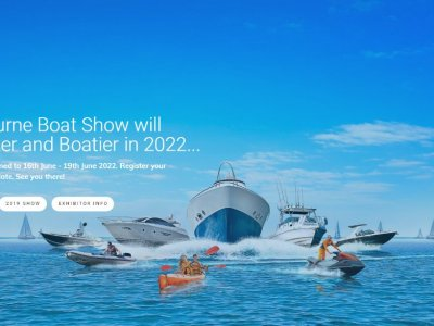 MELBOURNE BOAT SHOW 16-19 June, 2022 - BOOK NOW!