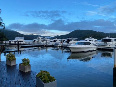 R Marine Sydney - Highlights of our Hawkesbury River Weekend at Peats Bite