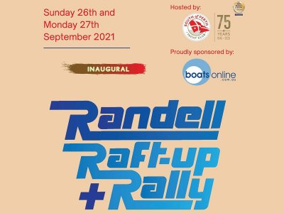 Randell Raft-Up & Rally - A Celebration Of Our Maritime Heritage