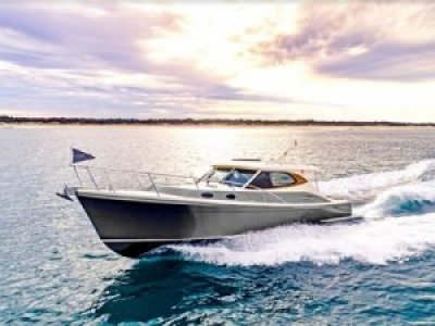 Whitehaven Reveals The Latest Harbour Classic 40 In Classic Racing Car Grey