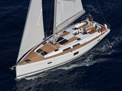New Hanse 455 - European Success Story Comes to Sydney