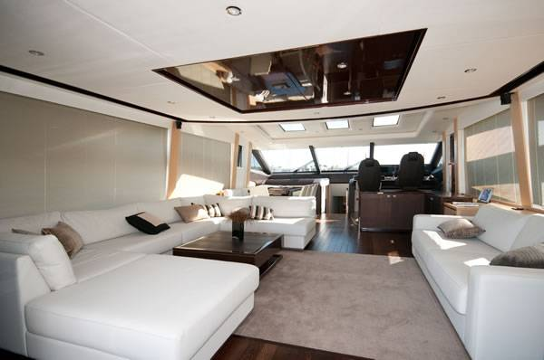 Princess Yachts V85S Boat Review   Boats Online