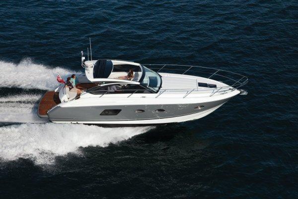 Princess 39 Sports Cruiser Boat Reviews Boats Online