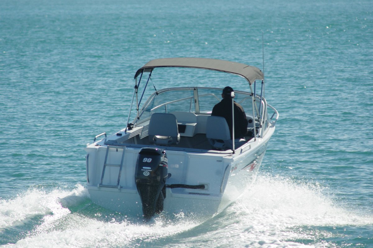Tattoo 515 Navigator Boat Review   Boats Online