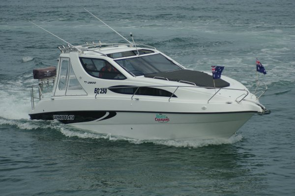 Whittley Cr 2800 Boat Reviews Yachthub